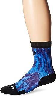 ASICS Unisex Tm Multi Print Crew Sock