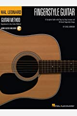Fingerstyle Guitar Method: A Complete Guide with Step-by-Step Lessons and 36 Great Fingerstyle Songs (Hal Leonard Guitar Method (Songbooks)) Kindle Edition