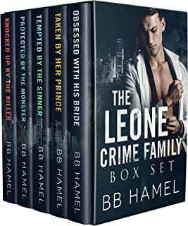 The Leone Crime Family Box Set