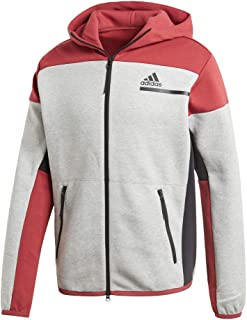 adidas Men's Zne Fz Sweatshirt