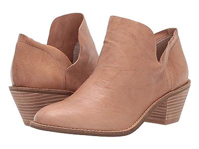 Kelsi Dagger Brooklyn Kenmare Ankle Boot (Light Tan) Women