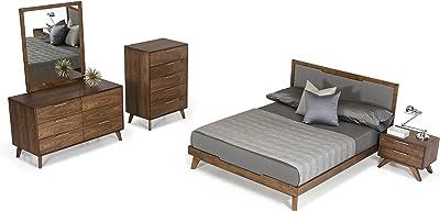 Amazon.com: Riverside Furniture 597249 3-Drawer Nightstand ...