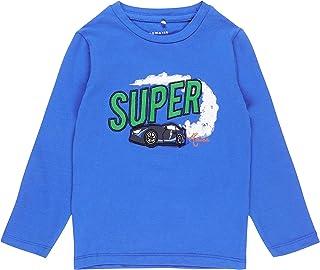 NAME IT Nmmtaken LS Top Camisa Manga Larga para Niños