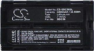 対応交換用電池 Sokkia and GRX1 GPS receivers CX CX-101 CX-103 DX series total stations ES NET1200 OS FX PS SDL30M 10 SDL30M 30R S...