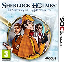 Sherlock Holmes and the Mystery of the Frozen City (Nintendo 3DS)