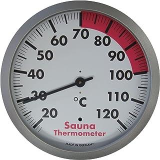 TFA Dostmann Thermomètre de sauna analogique résistant à la chaleur