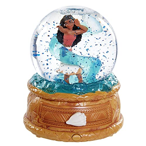 Disney Moanas Musical Water Globe & Jewelry Box