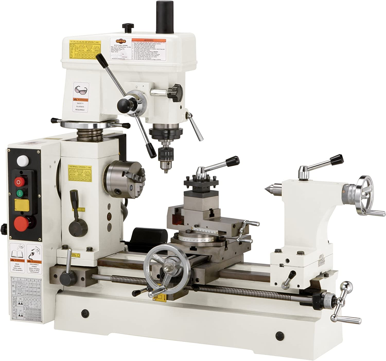 Shop Fox M1018 Combo Lathe/Mill