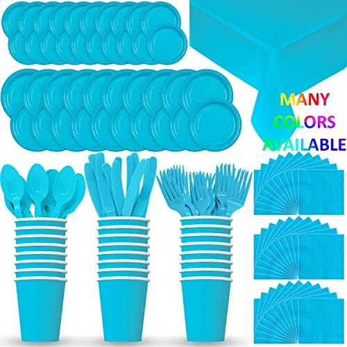 Construction Party Supplies Blue Orchards Construction Party Supplies Packs 113+ Pieces for 16 Guests! Construction Birthday Supplies