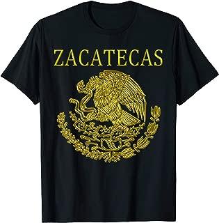zacatecas mexican shirt