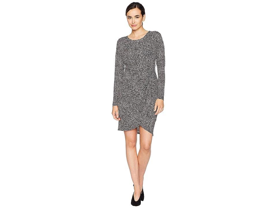 Karen Kane Twiggy Twist Dress (Print) Women