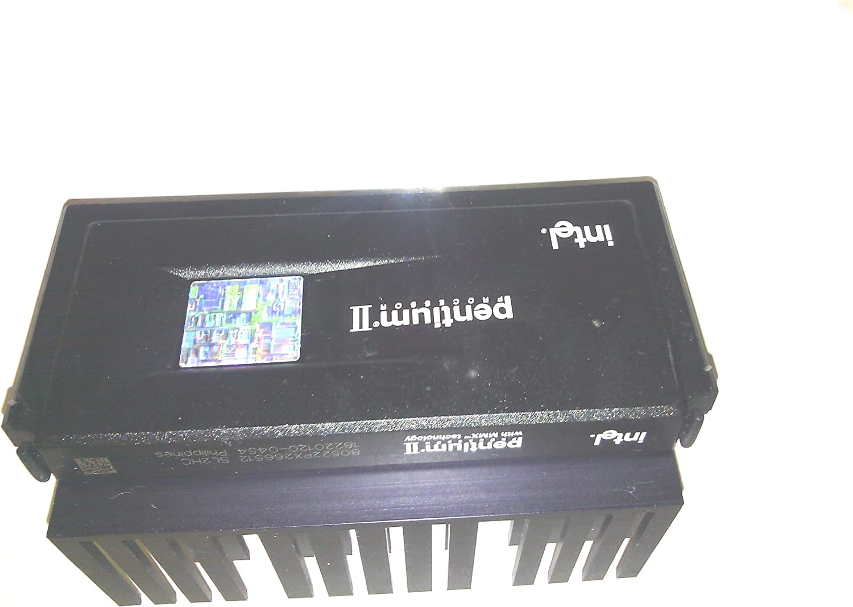INTEL - SL2S7 PII CPU Ranking TOP4 400 Quality inspection 80523PY400512