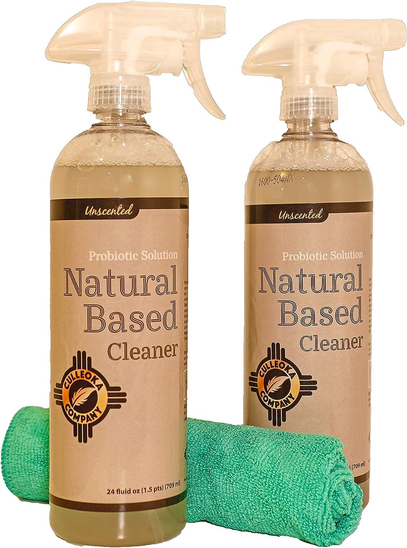 Culleoka Company Natural Based Cleaner All-Purpose 2-24oz - Detroit Mall Prob Nashville-Davidson Mall