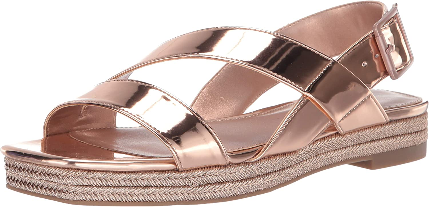 Katy Perry Womens The Lenore Flat Sandal