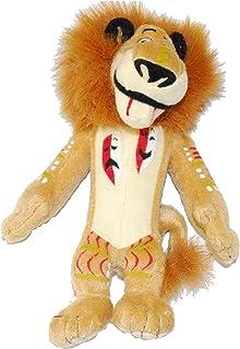 "Madagascar 2 Rite of Passage Alex the Lion 7"" Plush"