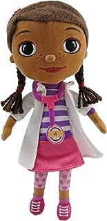 Doc McStuffins Beans Doc Plush - 8