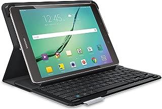 Logitech Type S Keyboard Case for Samsung Galaxy Tab S2 9.7 , Black (920-007985)