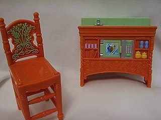Vintage Fisher Price Loving Family Dollhouse Furniture 4