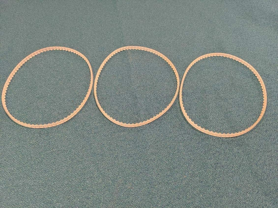 Drive Belts Set 2021 model 2021new shipping free shipping For of 3 - MEASURING DW PRO WHEEL DURA H