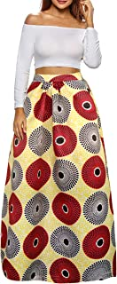 Best ankara styles for ladies skirt and blouse Reviews