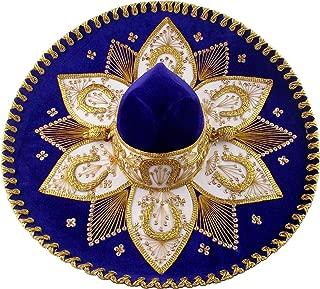 Mexican Adult Mariachi Sombrero Hat