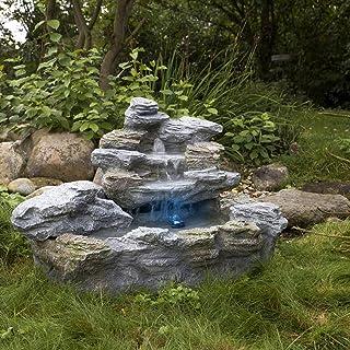 Amazonfr Pierre De Fontaine Décoration Dextérieur Jardin