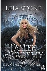 Deuxième année: Fallen Academy, T2 Format Kindle