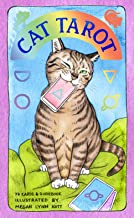 Cat Tarot: 78 Cards & Guidebook (Whimsical and Humorous Tarot Deck, Stocking Stuffer for Kitten Lovers)