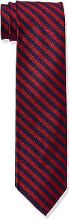 BROOKS BROTHERS Tie Repp SL Bb5 nvy Corbata, Rojo (Red 600), Talla única (Talla del fabricante: 0 -) para Hombre
