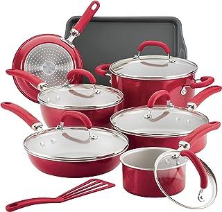 Rachael Ray Aluminum Cookware Set 13 Piece 12147