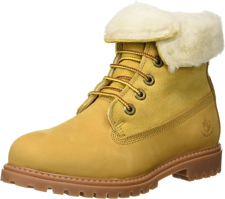 Lumberjack Women's shoes Boot SW00101-016 M19-CG001 River Yellow