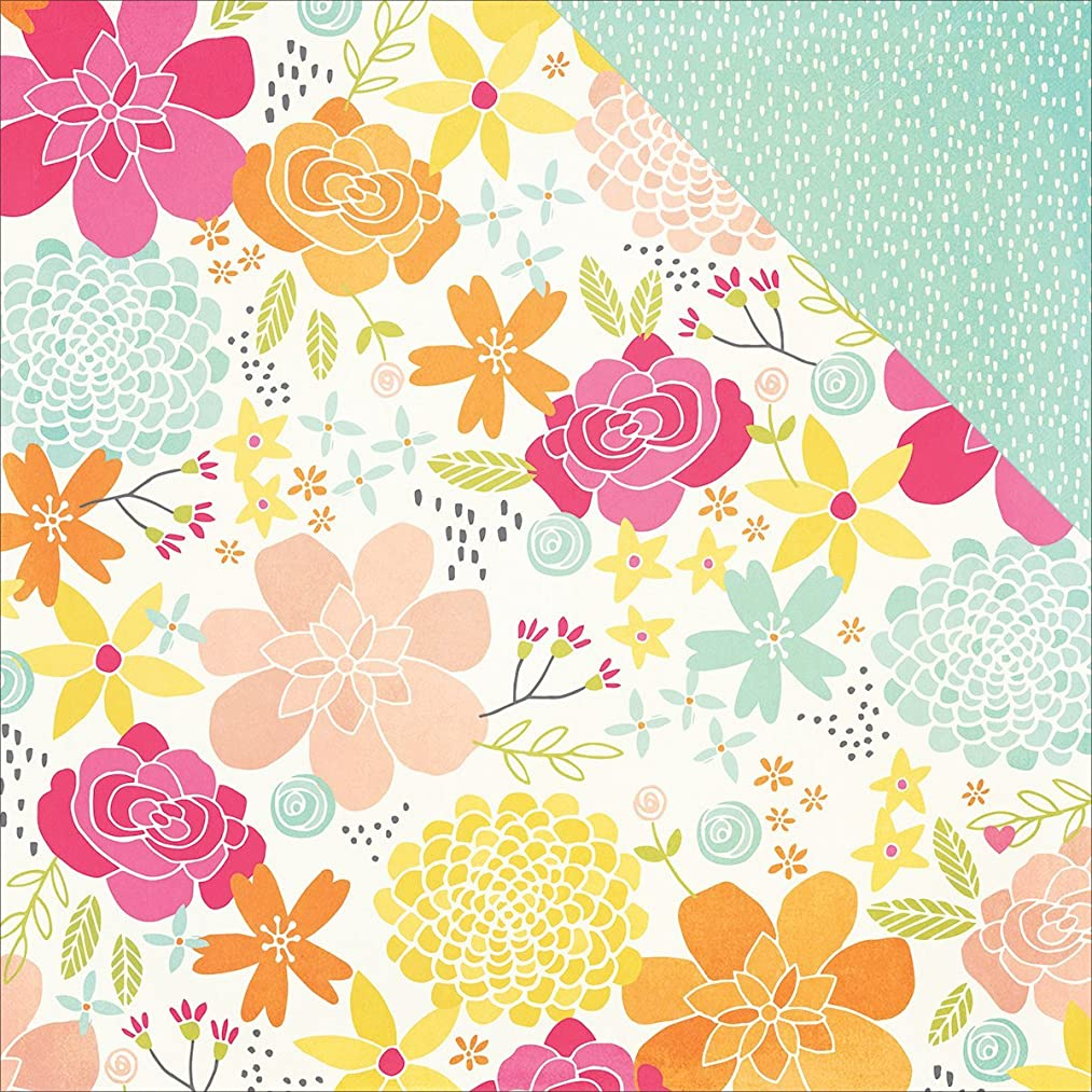 Sunshine & Happiness Double-Sided Cardstock 12