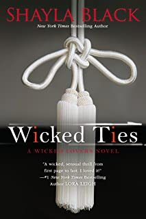 wicked ties shayla black