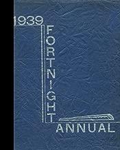 (Reprint) 1939 Yearbook: Hastings High School, Hastings, Michigan