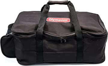 Camco Olympian Grill Storage Bag, Heavy Duty Weather Resistant Material, Fits All Olympian Grills Except Olympian 6500 - 57632