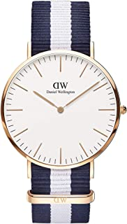 Daniel Wellington Men's  Watch Classic Glasgow  40mm