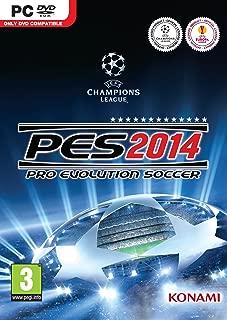 Pro Evolution Soccer PES 2014 Pro Evo PC DVD Game
