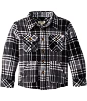 Extra Soft Flannel Snow Fleece Shirt (Toddler/Little Kids/Big Kids)