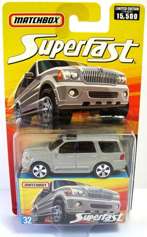 Matchbox Superfast   32Lincoln Navigator by Matchbox