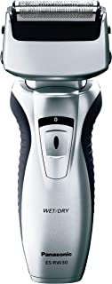 Panasonic ES-RW30 Wet and Dry Dual-Blade Electric Shaver for Men, UK 2 Pin Plug