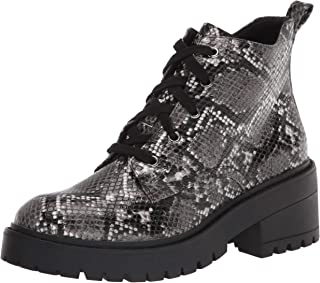 Skechers TEEN SPIRIT - Snake Print Bootie womens Fashion Boot