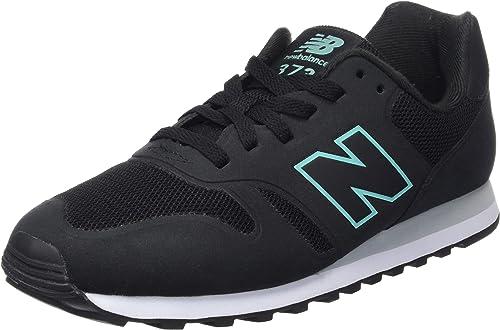 New Balance Homme, paniers Sportives, Md373 Lifestyle, Noir (noir), 40