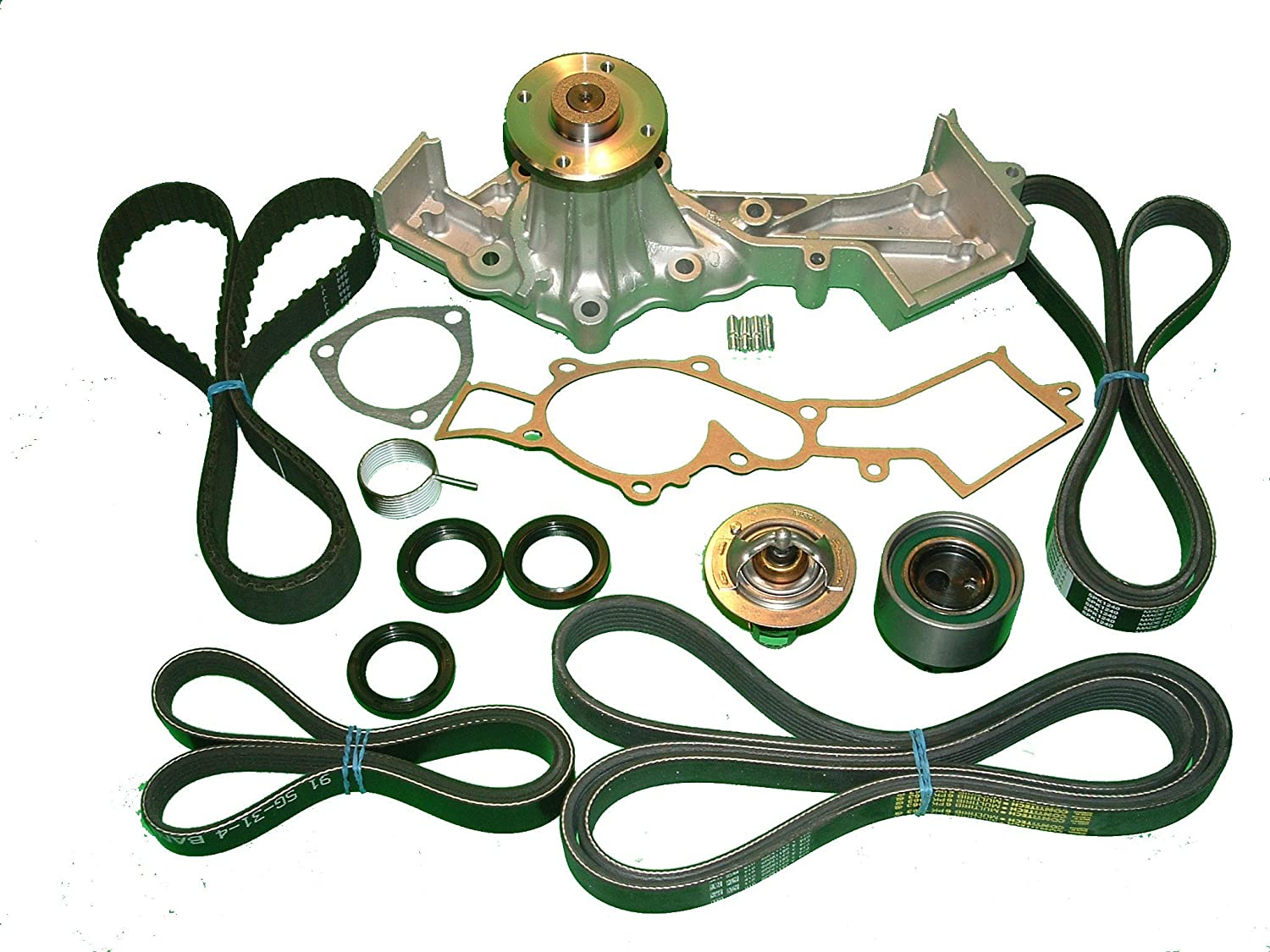 TBK Timing Belt Kit unisex Replacement Very popular! for 1999 Frontier Nissan 2004 to
