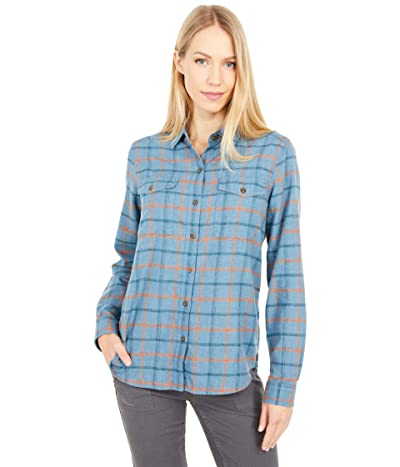 Toad&Co Re-Form Flannel Shirt (North Shore) Women