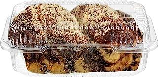 Chocolate Babka Bread |Hungarian Chocolate Babka Cake | Dairy, Nut & Soy Free | Fresh & Delicious | 16 oz Stern's Bakery