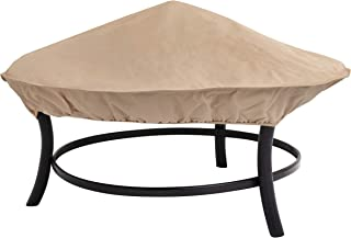 """Allen Company - Patio Fire Pit Cover, Water-Resistant (36"""" and 35"""")"""