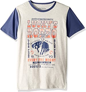 Boys' Short Sleeve Solid Raglan Tee Shirt