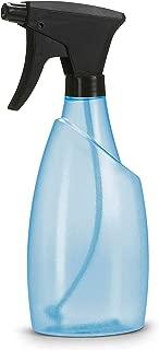 Emsa M5200700 Fuchsia Flower Care Flower Sprayer Transparent einheitsgröße Topasblau