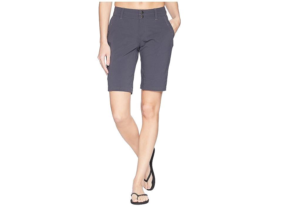 Marmot Kodachrome Shorts (Dark Steel) Women
