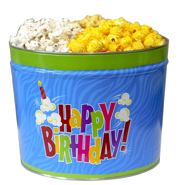 Colby Ridge Popcorn 2 Colorado Springs Mall Gal Regular dealer Birthday Tin Gourmet Whit with